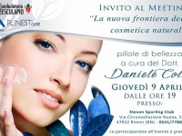 meeting 9 aprile cosmetica